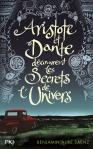 Aristote et Dante decouvrent les secrets de l univers Benjamin Alire Saenz