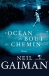 Couverture de L ocean au bout du chemin de Neil Gaiman