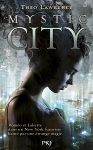 Mystic city tome 1 Theo Lawrence