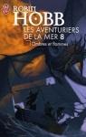 Ombres et flammes Les aventuriers de la mer tome 8 Robin Hobb