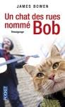 Un chat des rues nomme Bob James Bowen
