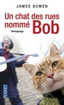 Un chat des rues nomme Bob James Bowen
