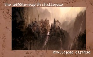 Middle Earth Challenge Elfique