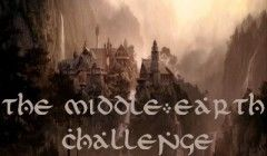 Middle Earth Challenge
