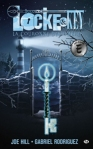 Couronne des ombres Locke and Key Hill Rodriguez