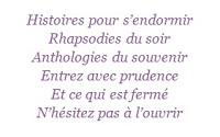 Le cirque des rêves citation 04