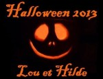 logo Halloween 2013