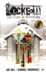 Les cles du royaume Locke and Key Joe Hill