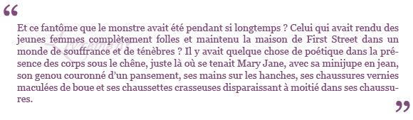 Sorcieres Mayfair extrait