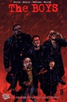 La charge de la brigade legere Garth Ennis The boys tome 18