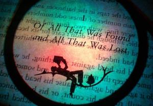 Le livre des choses perdues 01