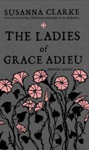 Les dames de Grace Adieu Clarke couverture anglaise