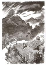Les dames de grace adieu Susanna Clarke illustrations Vess 03