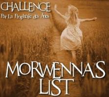 Challenge Morwenna s list Jo Walton