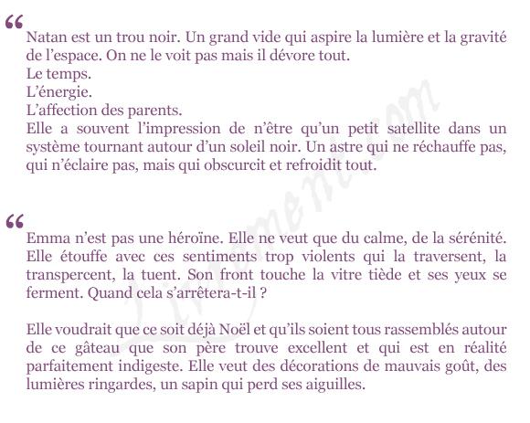 extrait metro Z Fabien Clavel