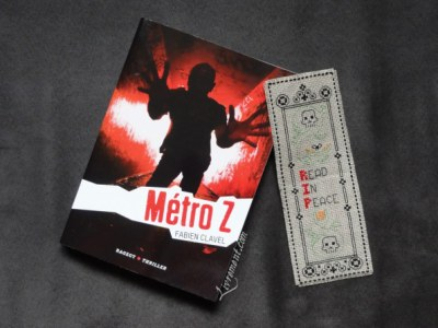 Metro Z et marque-page