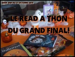 Readathon Halloween