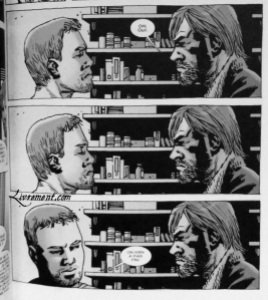 Walking dead tome 19 Ezechiel 01