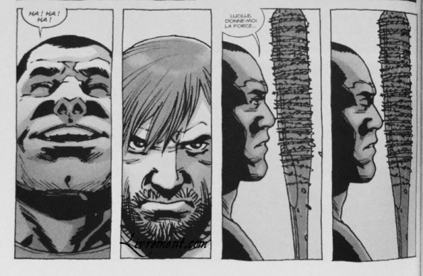 Walking dead tome 19 Ezechiel 03