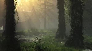 Cottage d autres royaumes