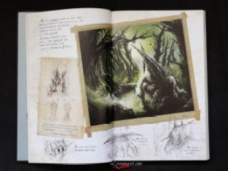 Sur la piste des dragons oublies Elian Black Mor 07