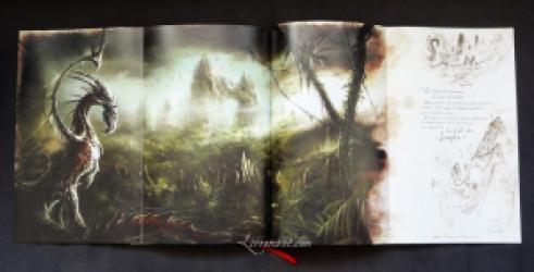 Sur la piste des dragons oublies Elian Black Mor 16