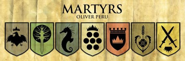 Martyrs blasons Peru