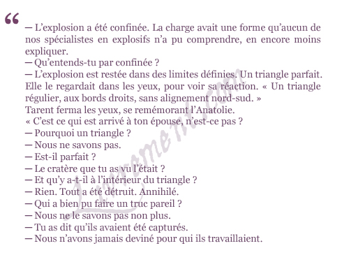 extrait L Adjacent Christopher Priest