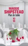 Plan de table de Maggie Shipstead