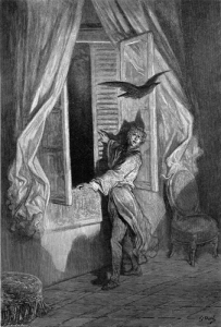 Le Corbeau Gustave Dore