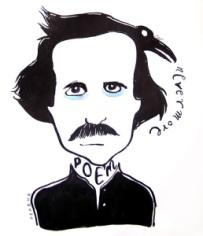 Le Corbeau Poe
