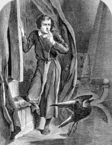 Le corbeau Tanniel