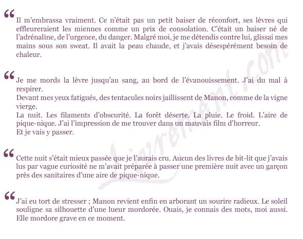 extrait L evasion Olivier Gay Le noir est ma couleur tome 4