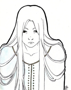 Les disparus du Clairdelune - Farouk par Kira Mizuno