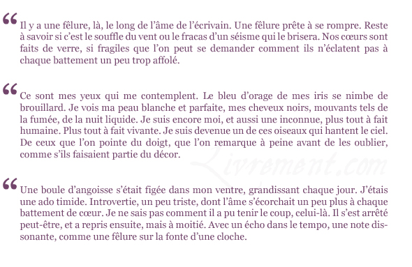 Citations Felures Rozenn Illiano