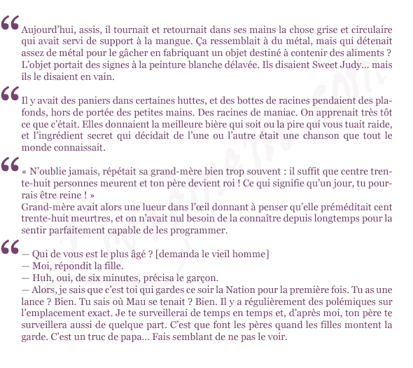 extrait Nation Terry Pratchett