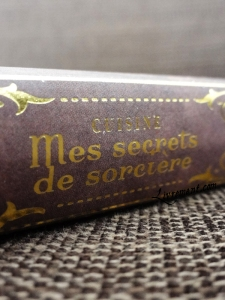 Mes secrets de sorciere tranche