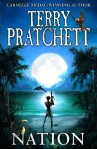 Nation Terry Pratchett couverture VO