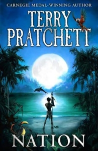 Nation Terry Pratchett couverture VO
