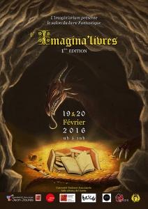 Imagina livres 19 20 fevrier 2016