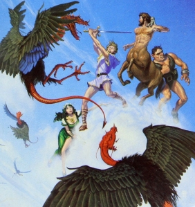 L'aile du Centaure Piers Anthony