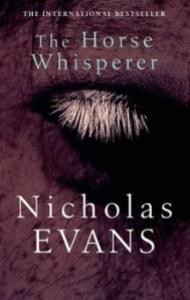 The horse whisperer Nicholas Evans