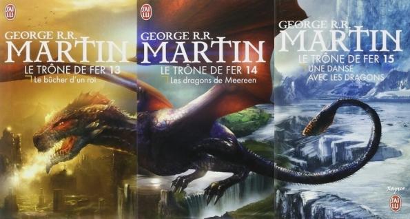 Integrale 5 le trone de fer Martin
