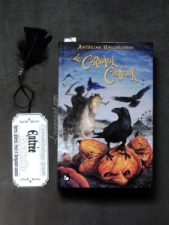 Le Carnaval aux Corbeaux marque page livre