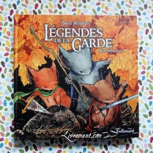 Legendes de la Garde 01