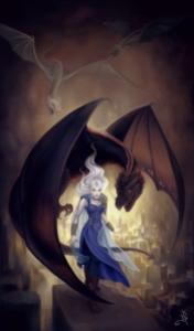 Une danse avec les dragons illustration 01