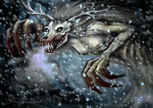 Wendigo Monstre tome 7
