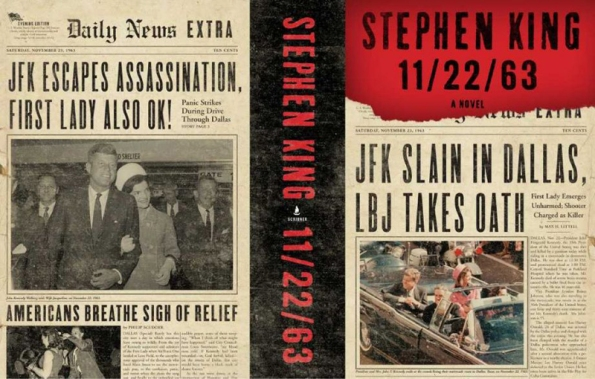 22-11-63 Stephen King Couverture