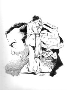 22-11-63 Stephen King Illustration