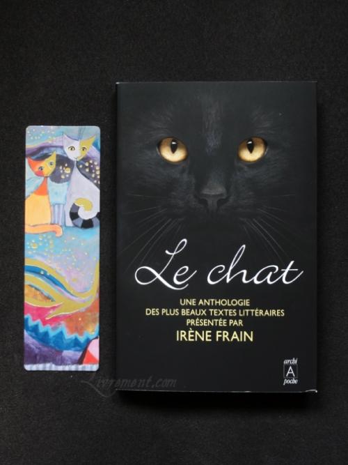 Le chat Irene Frain